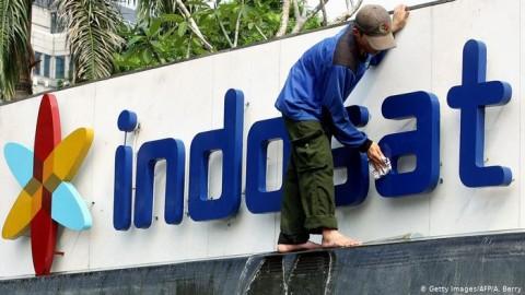 Kerugian Indosat Meningkat di Kuartal I-2020