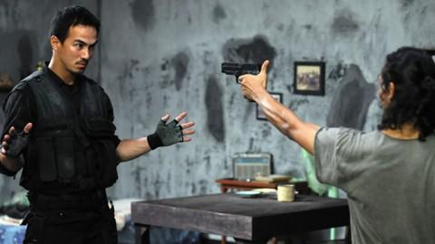 The Raid Tingkatkan Pamor Film Action Indonesia di Mata Dunia - Medcom.id