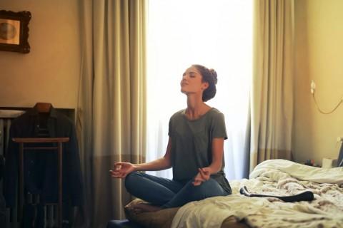 Teknik Latihan Pernapasan Sederhana untuk Mengurangi Stres