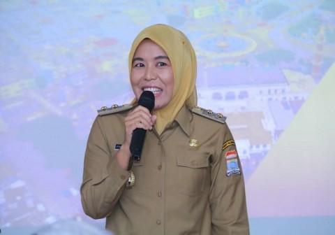 Pasar di Palembang Terapkan Layanan Belanja Daring