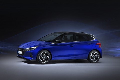 Interior All New Hyundai i20 Sangat Mengerti Millennial