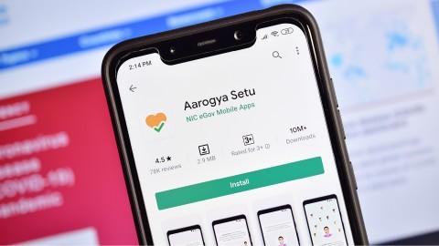 India Ingin Produsen Smartphone Pasang Aplikasi Covid-19
