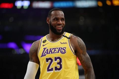 LeBron James Menolak Pembatalan Kompetisi NBA
