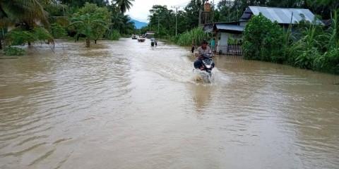 Dua Kecamatan di Nagan Raya Banjir