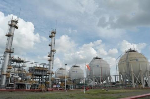 Proyek Lapangan Bukit Tua Dongkrak Produksi Gas Nasional