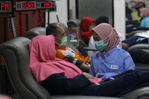 Stok Kantong Darah di Jakarta Hanya 60 Persen