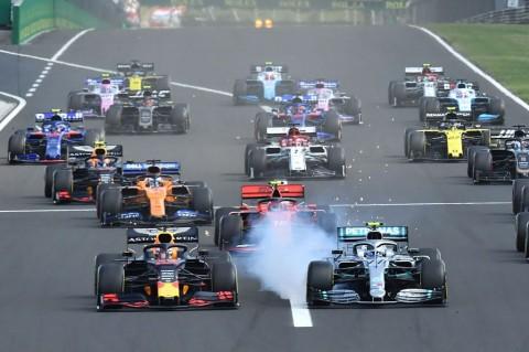 GP F1 Hungaria Bakal Tertutup Bagi Penonton