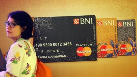 BNI Turunkan Bunga Tagihan Kartu Kredit Jadi 2%