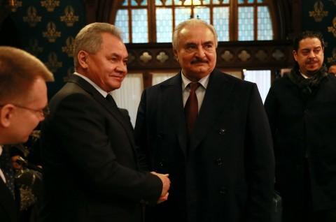 Haftar Deklarasikan Gencatan Senjata atas Permohonan Rusia