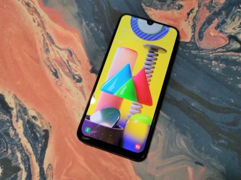 Samsung Galaxy M31, Baterai 6.000 mAh dan Kamera Mumpuni