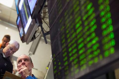 Wall Street Catat Kenaikan Bulanan Terbaik dalam Beberapa Dekade