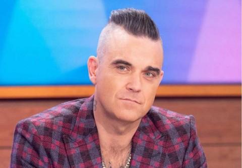 Gara-Gara Narkoba, Robbie Williams Sering Lupa Lirik