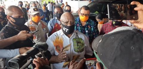 Pemprov Papua Minta Freeport Gelar <i>Rapid Test</i>