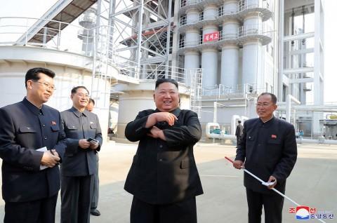 Rumor Kim Jong-un Terbukti Meleset, Pembelot Korut Minta Maaf