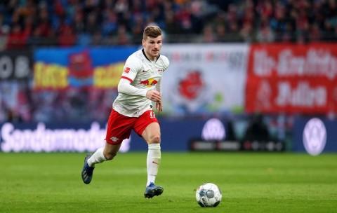 RB Leipzig tak Keberatan Kehilangan Timo Werner