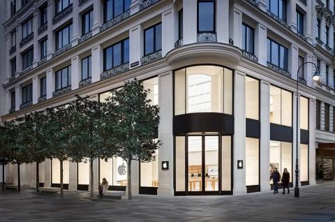 Apple Store di Vienna Jadi Toko Pertama yang Kembali Dibuka