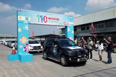Daihatsu Dukung WFH Konsumen Lewat Kompetisi Digital