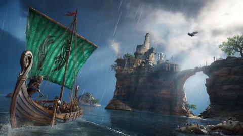 Bukan Steam, Ubisoft Sediakan Assassin's Creed Valhalla di Epic Games Store