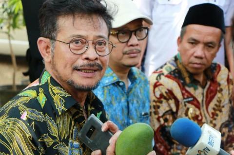 Mentan: Cadangan Pangan Indonesia Kuat