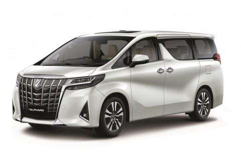 Toyota Alphard Recall Karena Masalah di Sabuk Pengaman