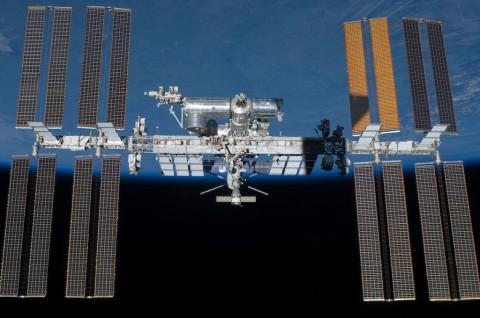 NASA: Tom Cruise Ingin Syuting di Stasiun Luar Angkasa Internasional