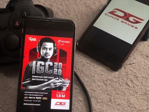 Telkomsel dan Garena Gelar Indonesia Games Championship 2020