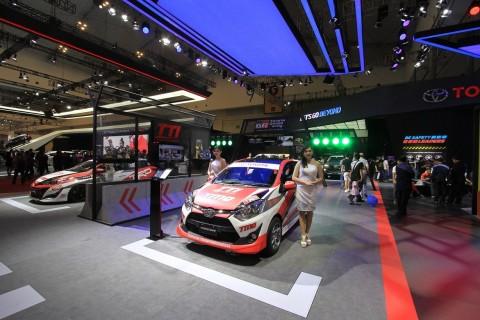 Pameran Otomotif Mundur, Strategi Peluncuran Mobil Toyota Berubah