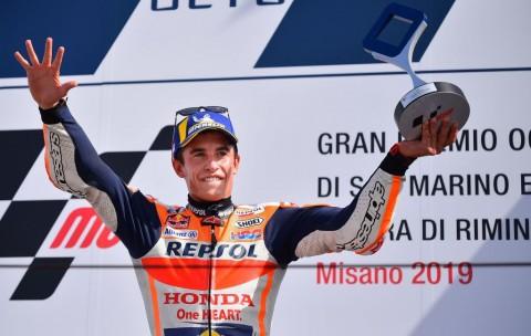 Marquez Mengaku Didekati Ducati