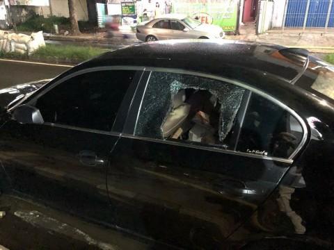 Maling Pecahkan Kaca Mobil, BMW: Semua Kaca Bisa Pecah