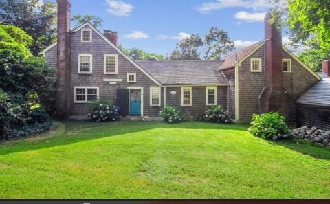 Rumah Berusia 300 Tahun Dijual Rp9,1 Miliar
