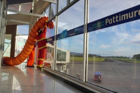 Bandara Pattimura Ambon Hanya Layani Penumpang Kategori Khusus
