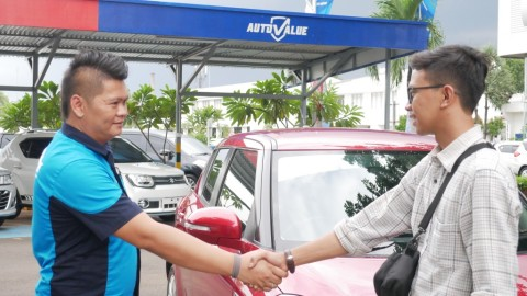 Suzuki Auto Value Komitmen Tetap Hadir Meski Kondisi Sulit