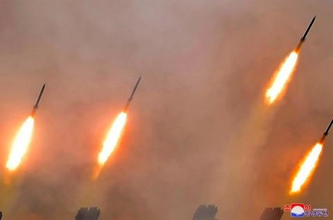 Ketegangan Meningkat, Korut Sebut Korsel 'Penghasut Perang'