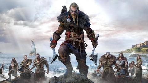 Cuplikan Assassin's Creed Valhalla di Xbox Series X