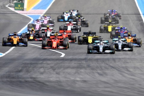 F1 akan Gelar 18 Balapan Musim 2020