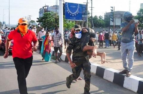 Korban Kebocoran Gas di India Jadi 11 Orang