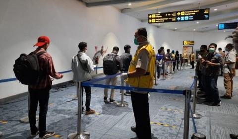 34.300 Pekerja Migran Pulang ke Indonesia pada Mei-Juni