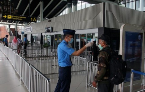 Bandara AP II Terapkan Aturan Baru Keberangkatan Penumpang - Medcom.id