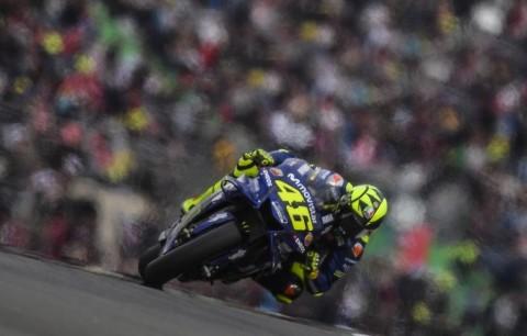 Valentino Rossi kembali Berlatih Usai Karantina
