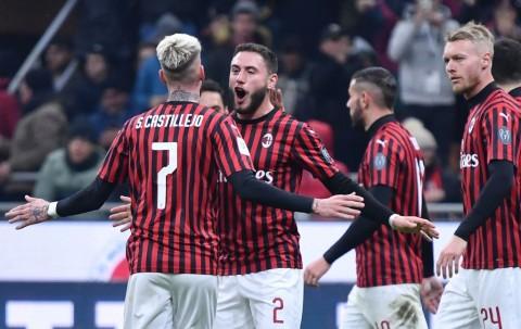 Pemain-pemain Milan Dipastikan Bebas dari Korona