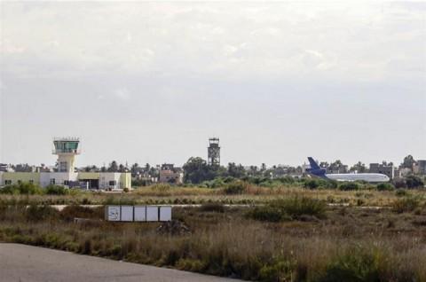 Enam Orang Tewas dalam Serangan di Bandara Tripoli