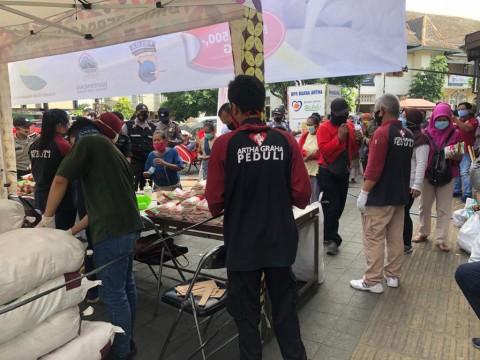Tekan Harga Gula, Disperindag Jateng-IGN Gelar Operasi Pasar