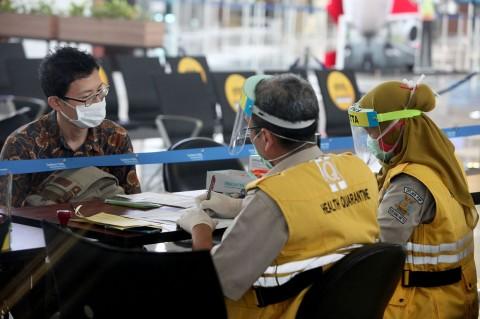Begini Prosedur Baru Keberangkatan Penumpang di Bandara Soekarno Hatta