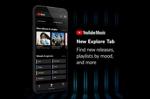 Youtube Music Terima Fitur Baru