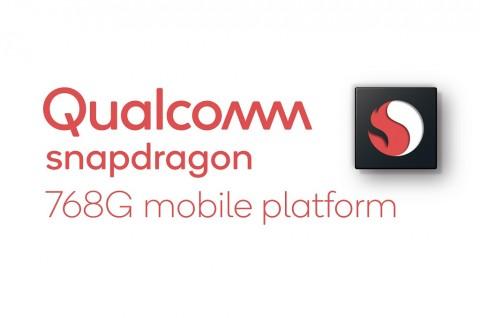 Qualcomm Kenalkan Snapdragon 768G
