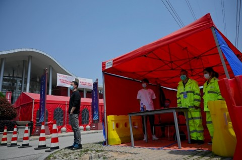 Tiongkok <i>Lockdown</I> Kota Berbatasan dengan Korut Terkait Covid-19