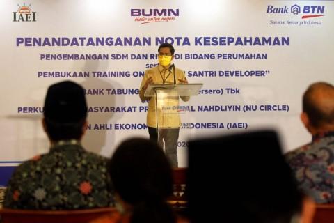 BTN Beri Pelatihan <i>Developer</i> bagi 1.673 Santri
