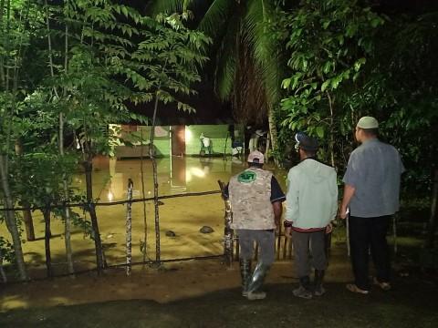 35 Rumah di Lhokseumawe Terendam Banjir