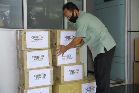 Sebanyak 380 Perusahaan Listrik Bantu Atasi Covid-19