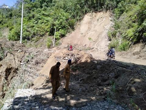 Seorang Warga Tewas Jatuh ke Jurang di Kabupaten OKU